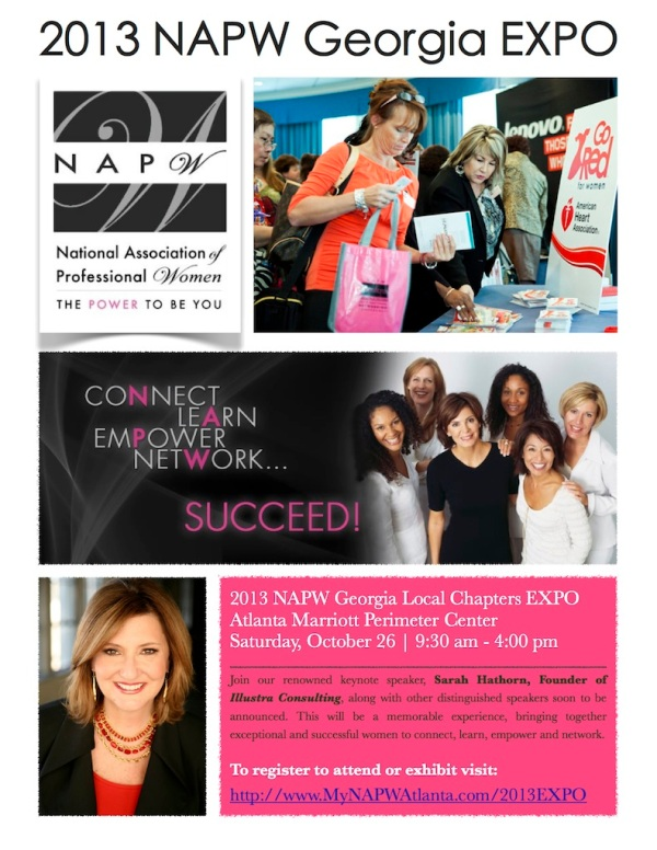 NAPW Atlanta, Georgia EXPO